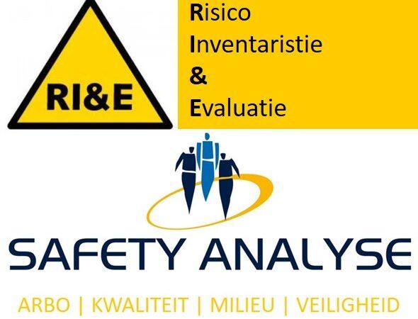 Safety Analyse RI&E Noord Nederland, Groningen, Friesland, Overijssel, Drenthe